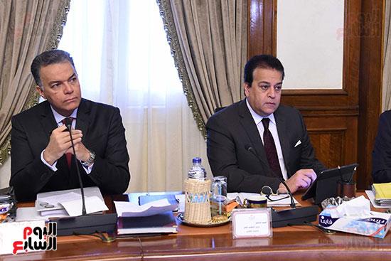 اجتماع مجلس الوزراء الأسبوعى (17)