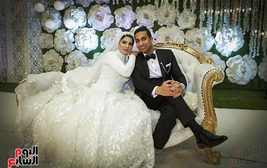 حفل زفاف الزميل عرفة الضبع (11)