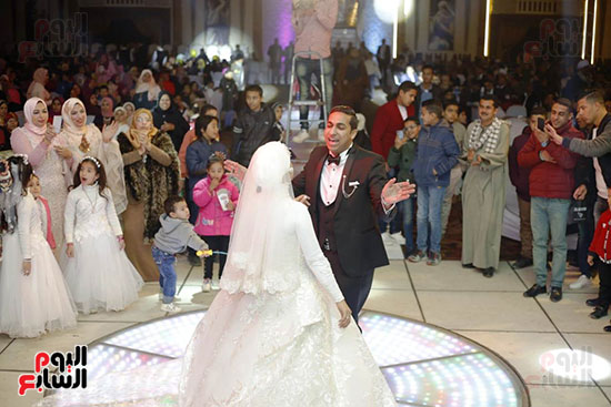 حفل زفاف الزميل عرفة الضبع (22)