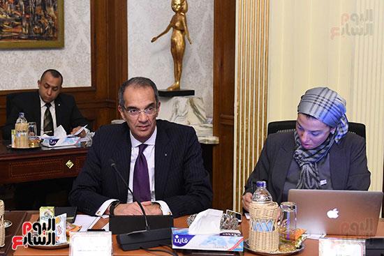 اجتماع مجلس الوزراء الأسبوعى (15)