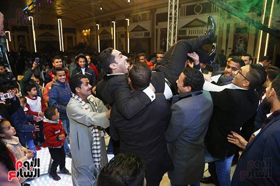 حفل زفاف الزميل عرفة الضبع (21)