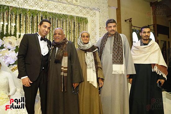 حفل زفاف الزميل عرفة الضبع (14)