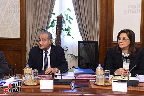 اجتماع مجلس الوزراء الأسبوعى (13)
