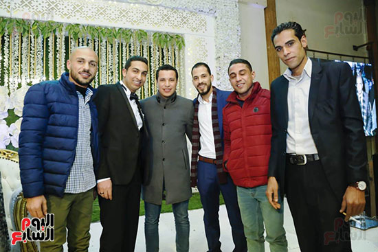 حفل زفاف الزميل عرفة الضبع (6)