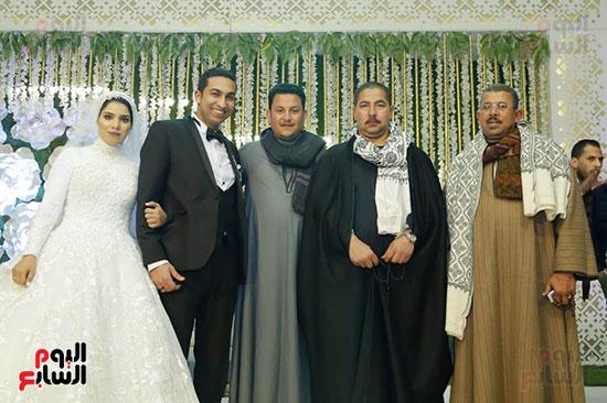 حفل زفاف الزميل عرفة الضبع (5)