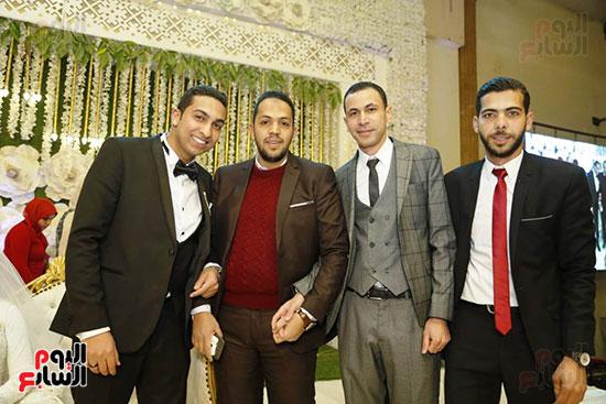 حفل زفاف الزميل عرفة الضبع (13)