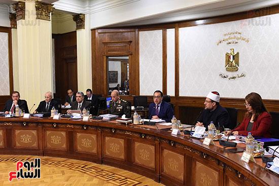 اجتماع مجلس الوزراء الأسبوعى (22)