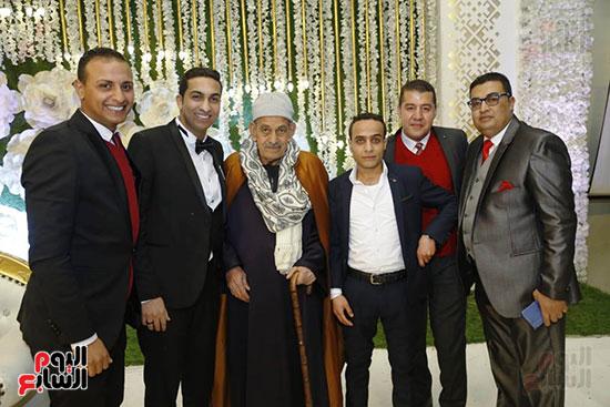 حفل زفاف الزميل عرفة الضبع (29)