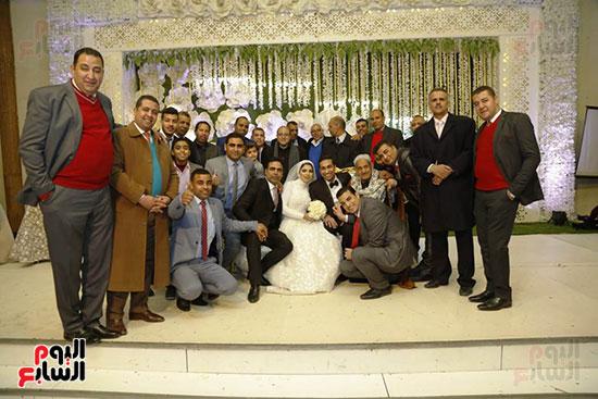 حفل زفاف الزميل عرفة الضبع (32)