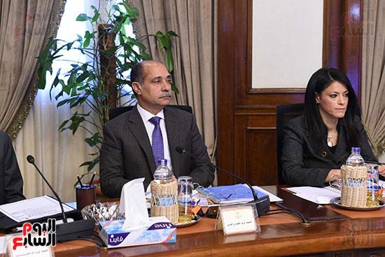 اجتماع مجلس الوزراء الأسبوعى (16)