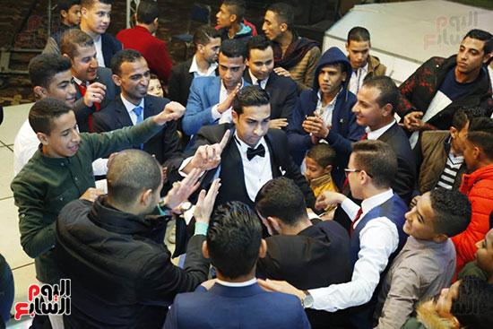 حفل زفاف الزميل عرفة الضبع (3)