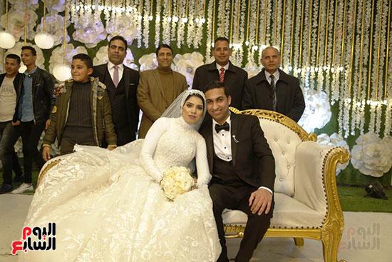 حفل زفاف الزميل عرفة الضبع (39)
