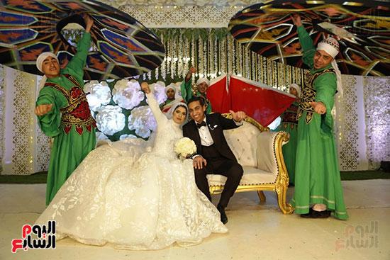 حفل زفاف الزميل عرفة الضبع (48)