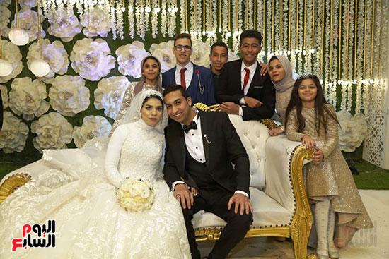 حفل زفاف الزميل عرفة الضبع (35)