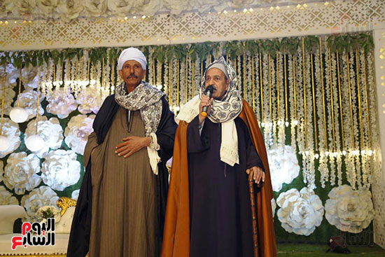 حفل زفاف الزميل عرفة الضبع (24)