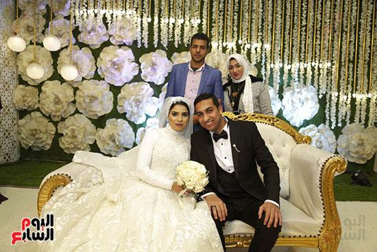 حفل زفاف الزميل عرفة الضبع (37)