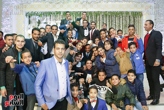 حفل زفاف الزميل عرفة الضبع (54)