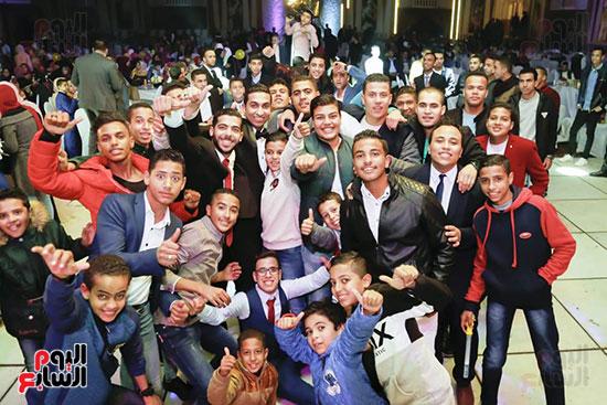 حفل زفاف الزميل عرفة الضبع (2)