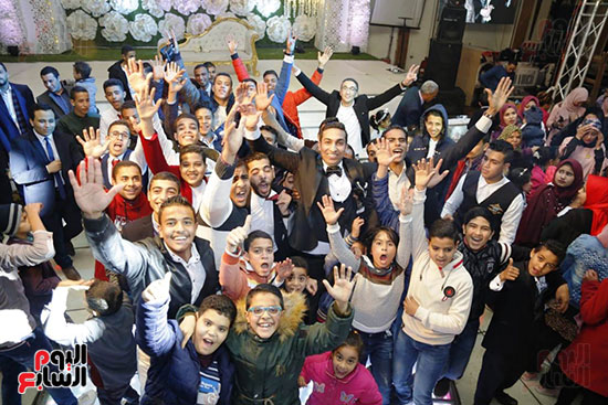 حفل زفاف الزميل عرفة الضبع (17)