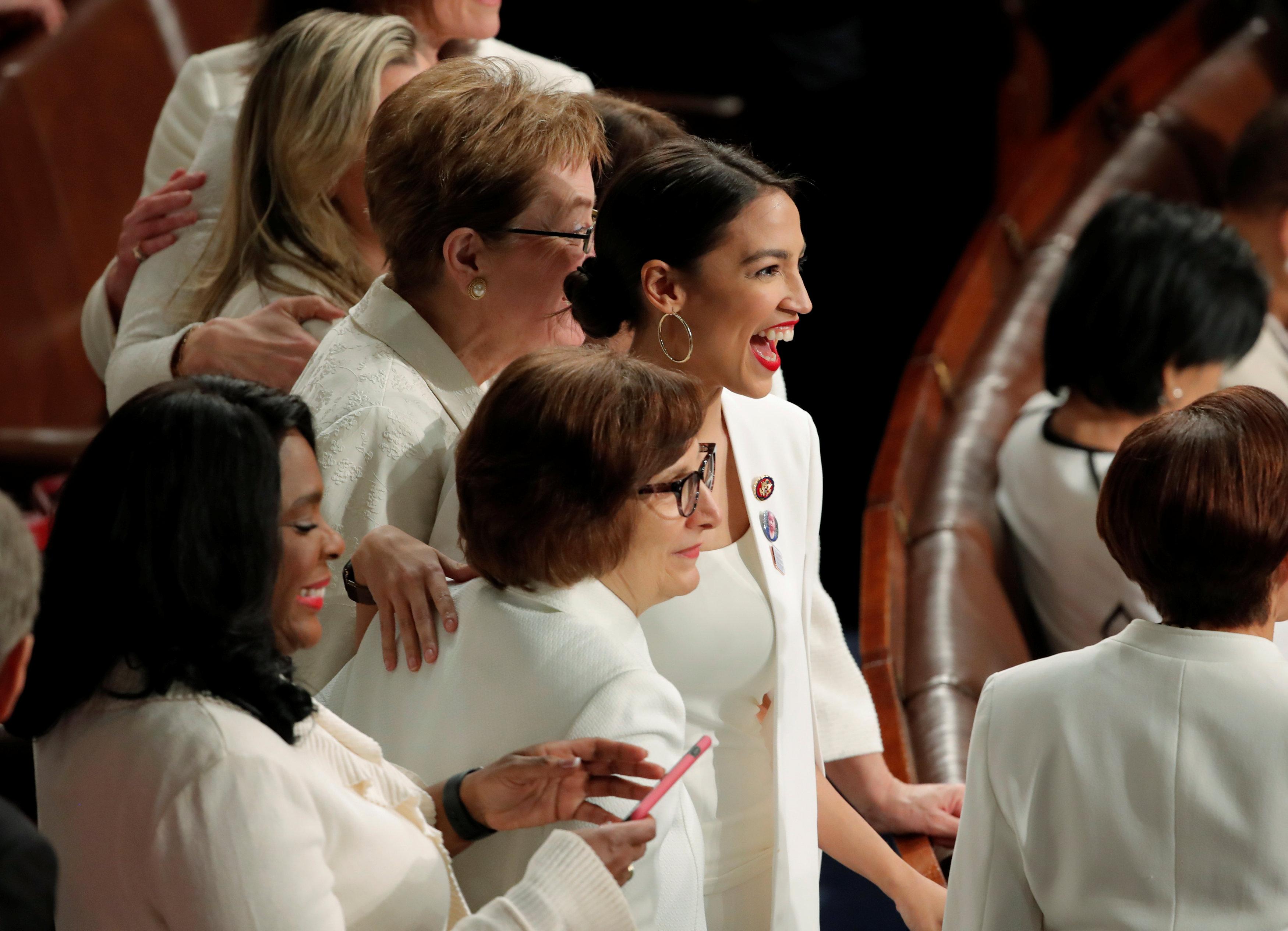 عضوات بمجلس النواب