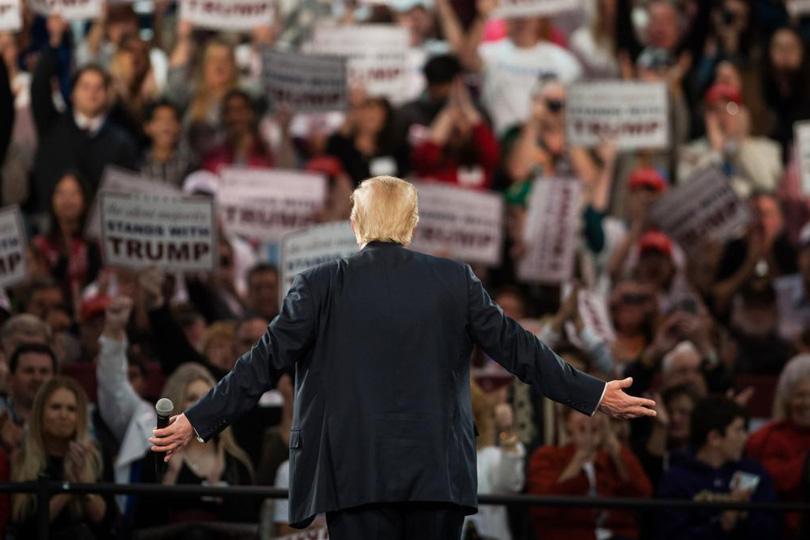 ترامب حارب خصومه بالشعبوية
