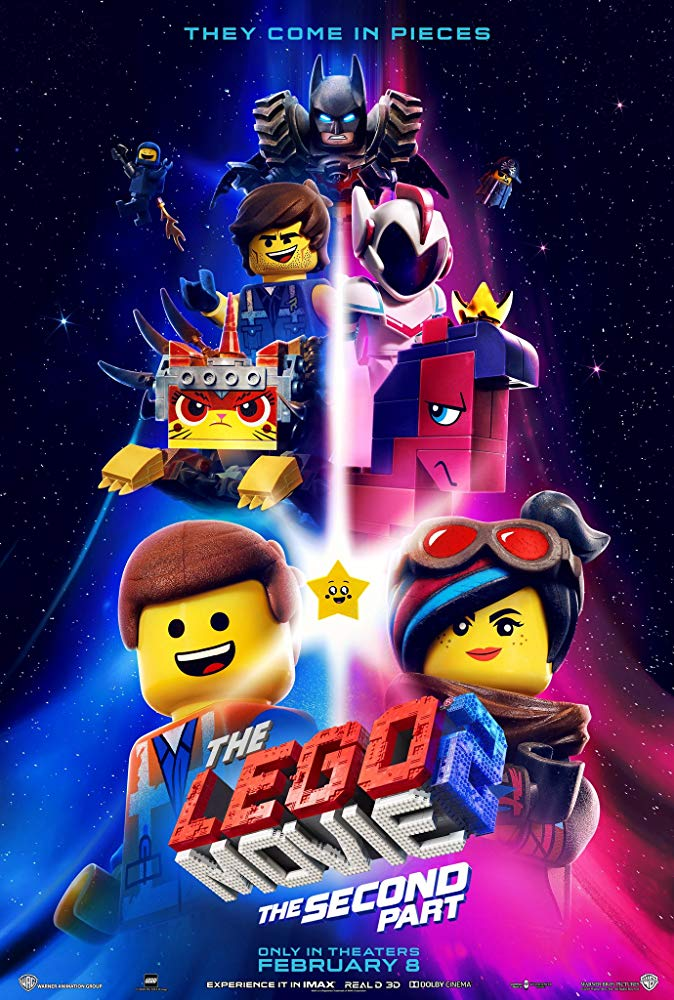 The Lego Movie 2- The Second Part