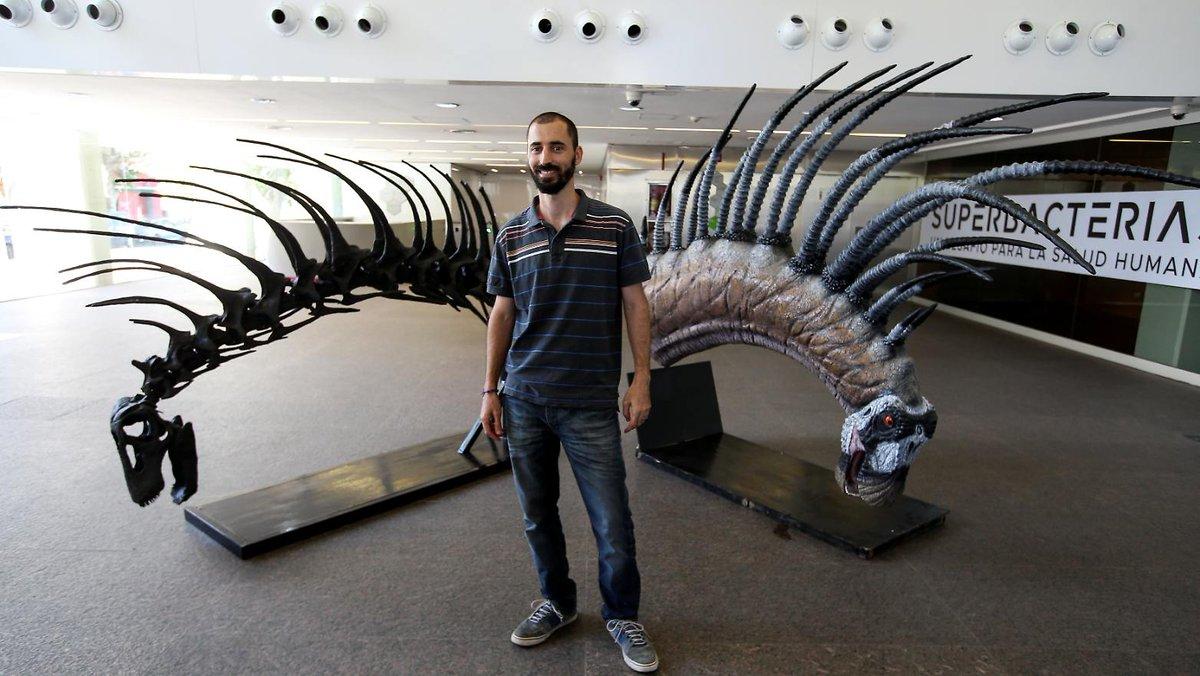 ديناصور بشوك