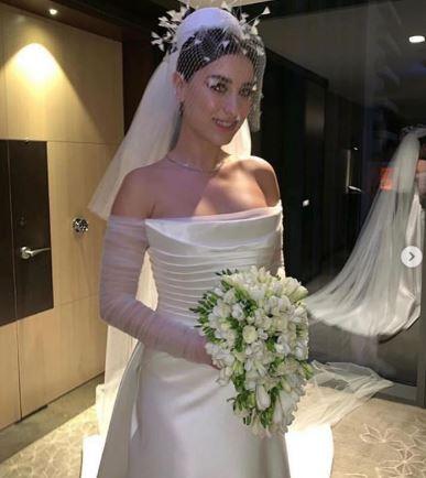 حفل زفاف هازال كايا