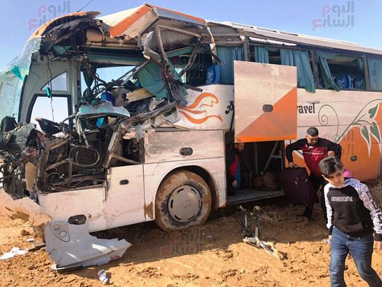 حادث تصادم شرم الشيخ (1)