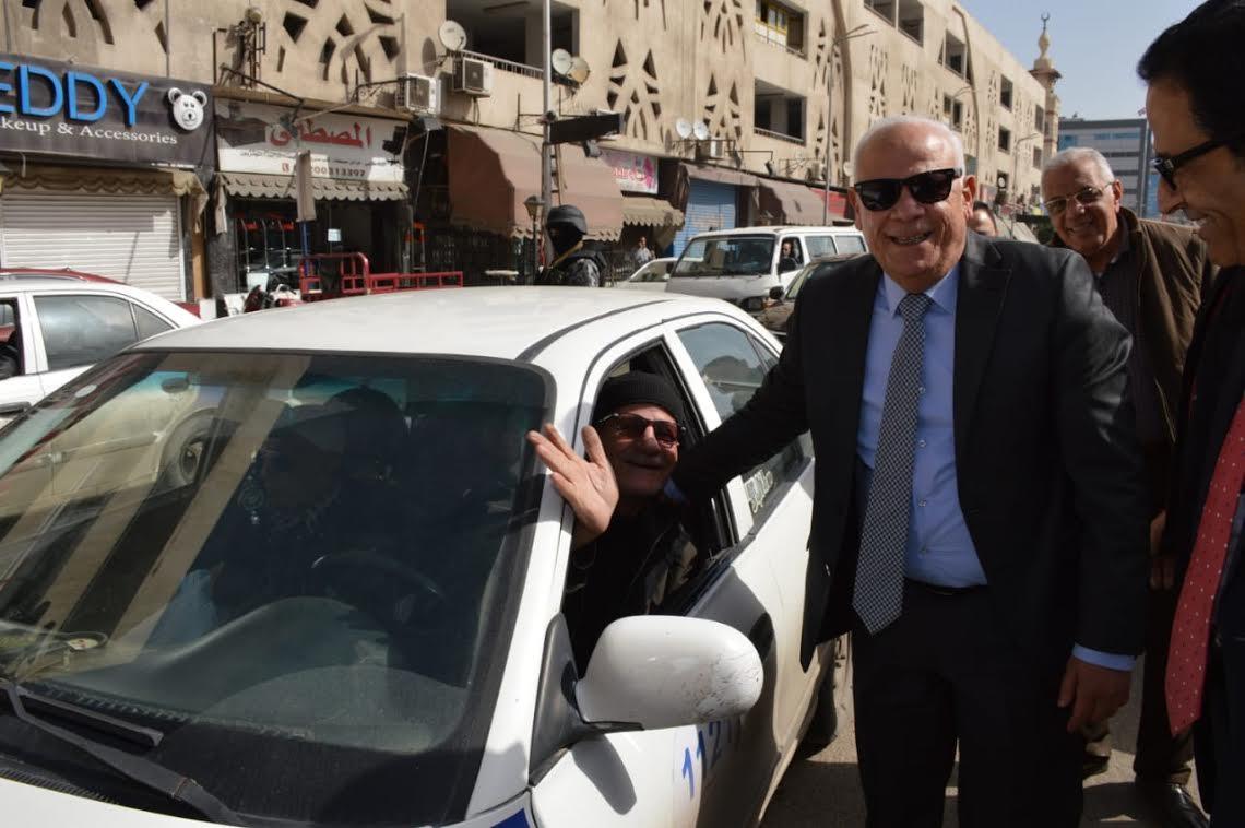 جولة محافظ بورسعيد (1)