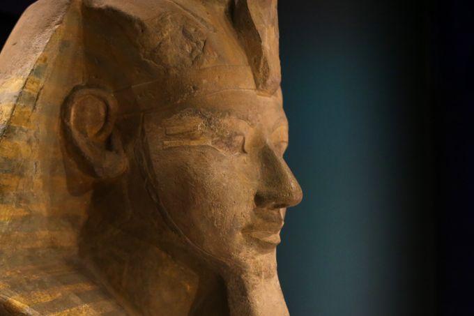 تمثال حتشبسوت