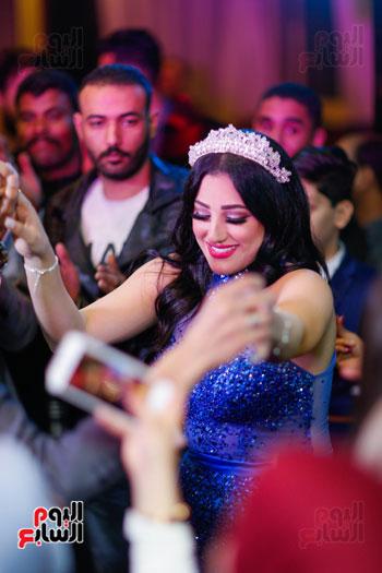 نجوم الزمالك فى حفل خطوبة محمد عنتر و دنيا الحلو (65)