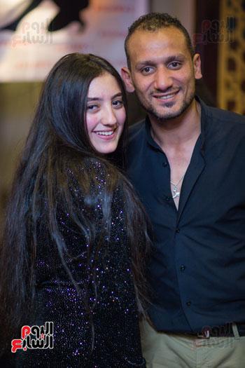 نجوم الزمالك فى حفل خطوبة محمد عنتر و دنيا الحلو (62)