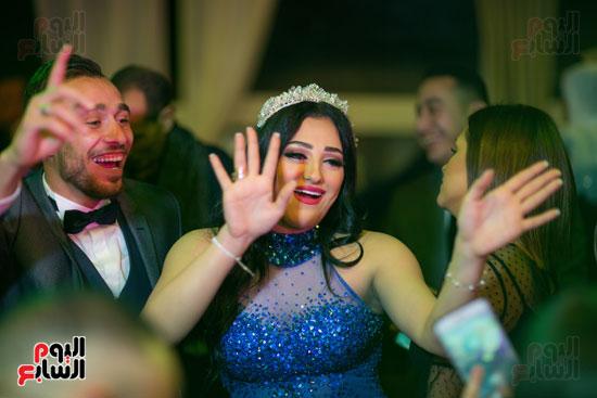 نجوم الزمالك فى حفل خطوبة محمد عنتر و دنيا الحلو (72)