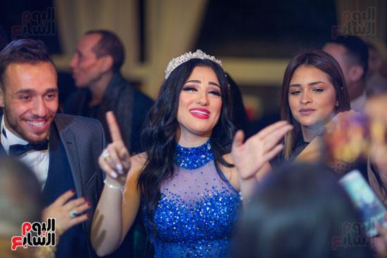 نجوم الزمالك فى حفل خطوبة محمد عنتر و دنيا الحلو (70)