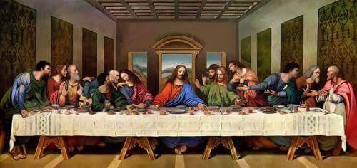 لوحة العشاء الأخير