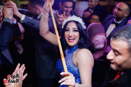 نجوم الزمالك فى حفل خطوبة محمد عنتر و دنيا الحلو (80)