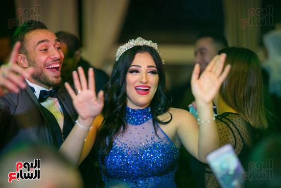 نجوم الزمالك فى حفل خطوبة محمد عنتر و دنيا الحلو (73)