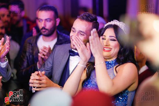 نجوم الزمالك فى حفل خطوبة محمد عنتر و دنيا الحلو (68)