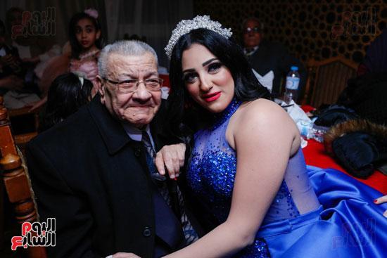 نجوم الزمالك فى حفل خطوبة محمد عنتر و دنيا الحلو (1)