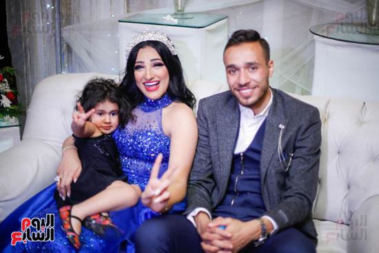 نجوم الزمالك فى حفل خطوبة محمد عنتر و دنيا الحلو (78)
