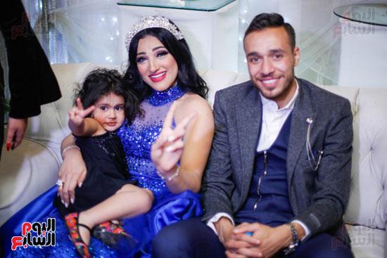 نجوم الزمالك فى حفل خطوبة محمد عنتر و دنيا الحلو (77)