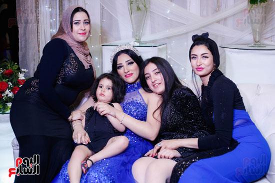نجوم الزمالك فى حفل خطوبة محمد عنتر و دنيا الحلو (79)