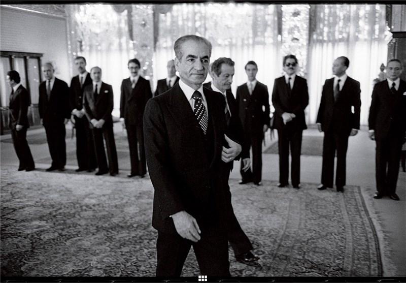 شاه إيران السابق