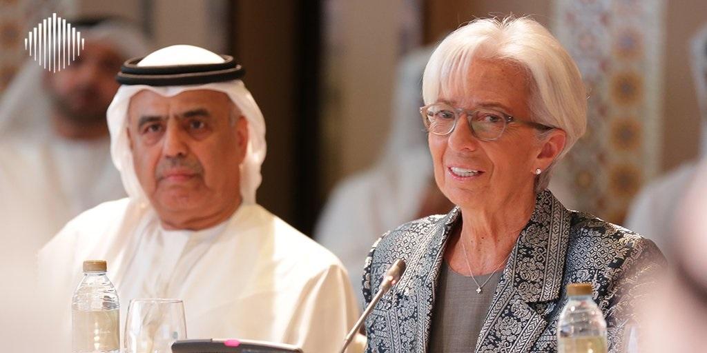 ريستين لاغارد، مدير عام صندوق النقد الدولي