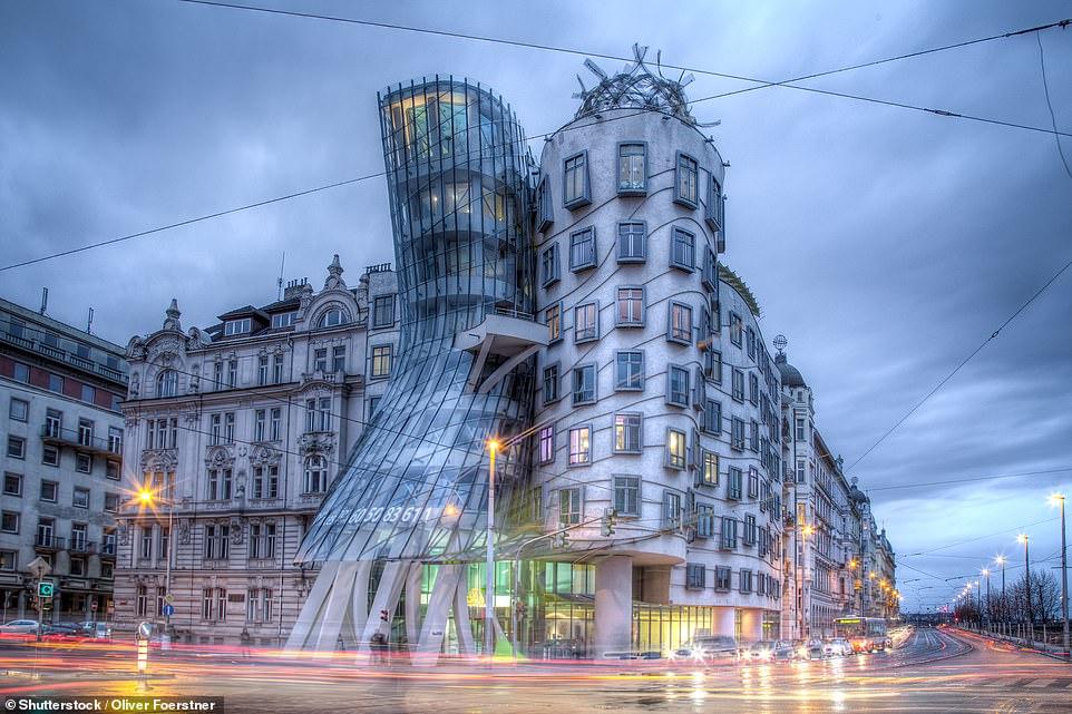 مبنى دار الرقص