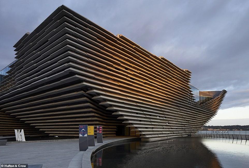 متحف V&A Dundee