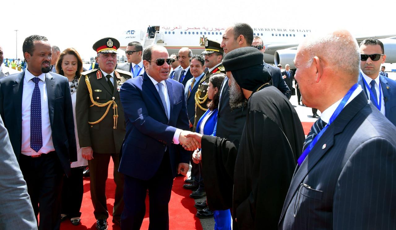 الرئيس عبد الفتاح السيسى  (4)