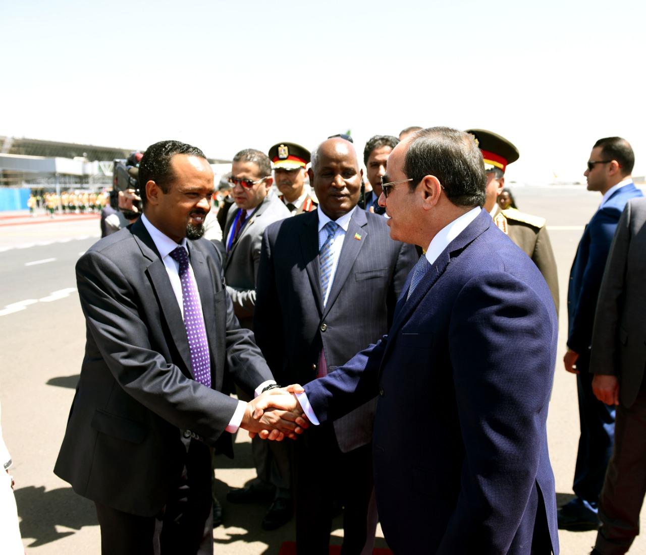 الرئيس عبد الفتاح السيسى  (1)