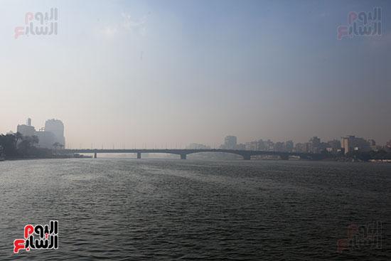 وزيرة البيئة تطلق حملة لتنظيف نهر النيل من المخلفات خاصة البلاستيكية (108)